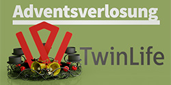 TwinLife Adventsverlosung
